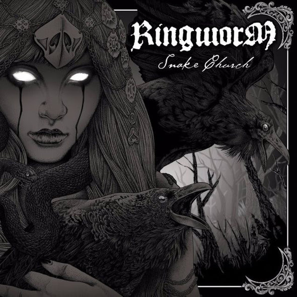 Ringworm - Snake Church<br>Vinyl LP