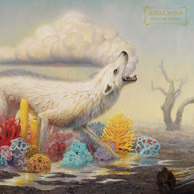 Rival Sons - Hollow Bones<br>Vinyl LP - Monkey Boy Records