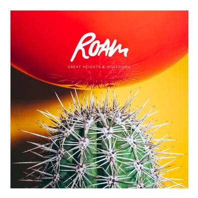 Roam - Great Heights & Nosedives<br>Vinyl LP