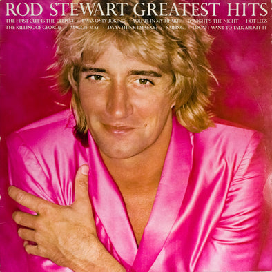 Rod Stewart – Greatest Hits Vol. 1 [National Album Day]