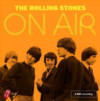 The Rolling Stones - On Air<br>Vinyl LP