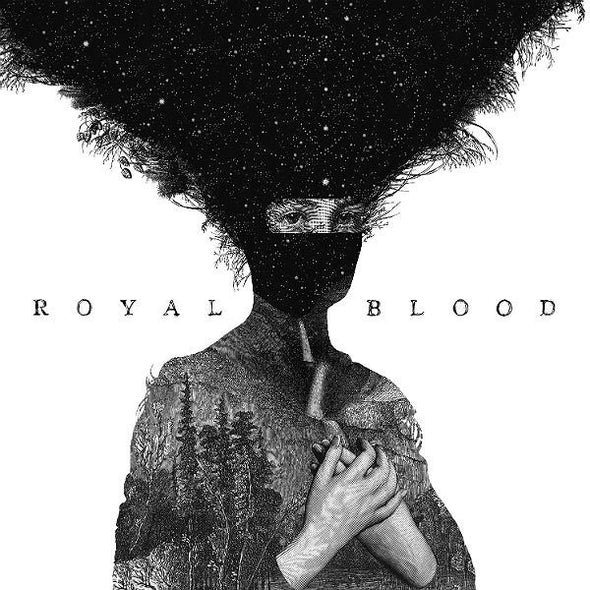 "Royal Blood - Royal Blood<br>12"" Vinyl"