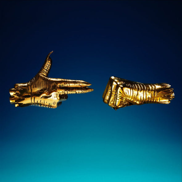 Run The Jewels - Run The Jewels 3<br>Vinyl LP - Monkey Boy Records