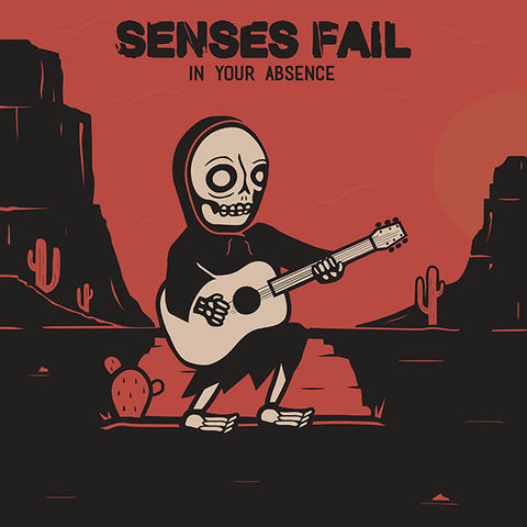 Senses Fail - In Your Absence<br>Vinyl LP