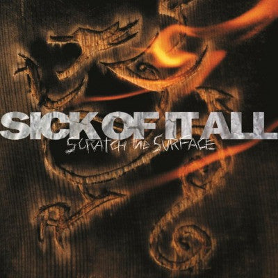 "Sick Of It All - Scratch The Surface<br>12"" Vinyl"