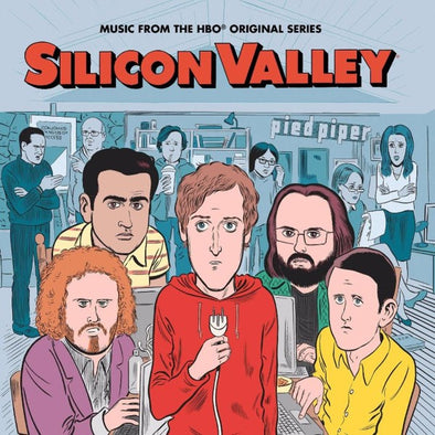 Silicon Valley: The Soundtrack<br>Vinyl LP