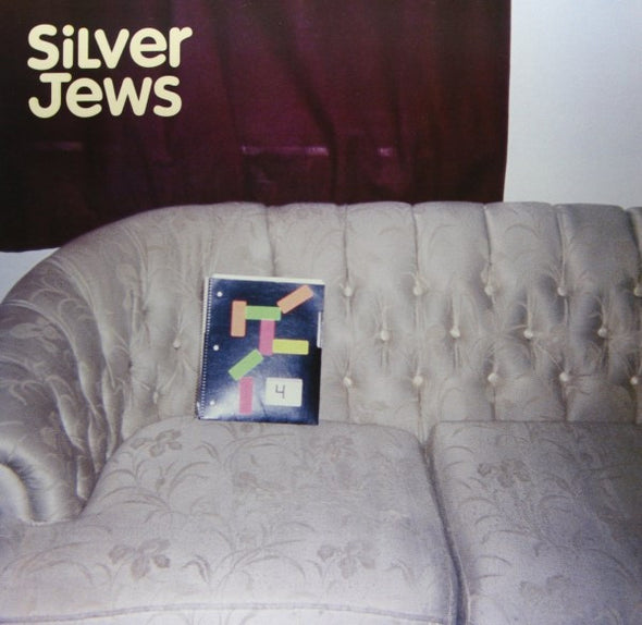 Silver Jews - Bright Flight<br>Vinyl LP