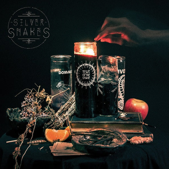 "Silver Snakes - Year Of The Snake<br>12"" Vinyl"