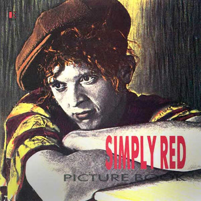 Simply Red – Picture Book [National Album Day]