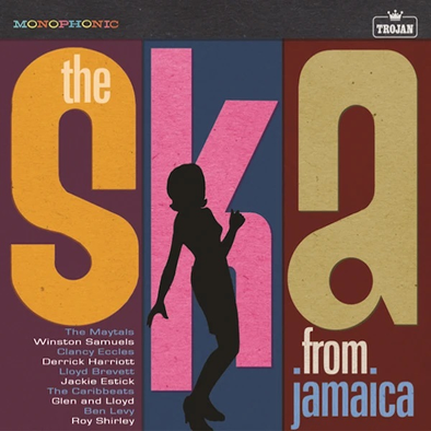 The Ska (From Jamaica) [RSD20]