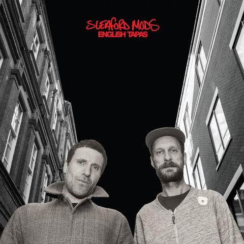 Sleaford Mods - English Tapas<br>Vinyl LP