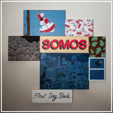 "Somos - First Day Back<br>12"" Vinyl"