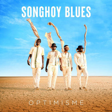 Songhoy Blues - Optimisme