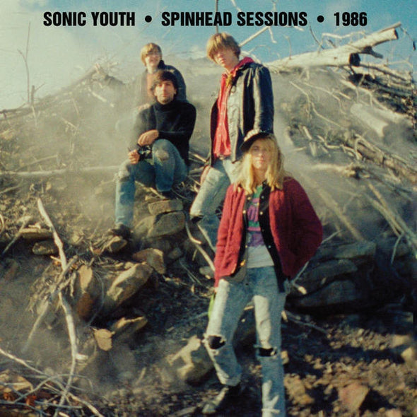 Sonic Youth - Spinhead Sessions - Monkey Boy Records