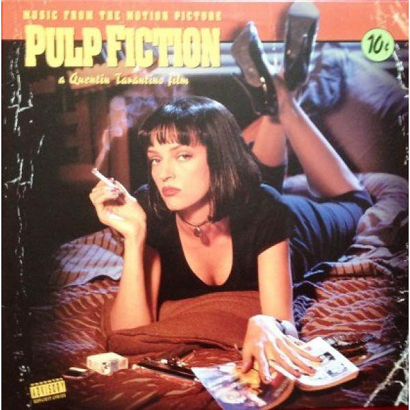"Pulp Fiction Original Soundtrack<br>12"" Vinyl"