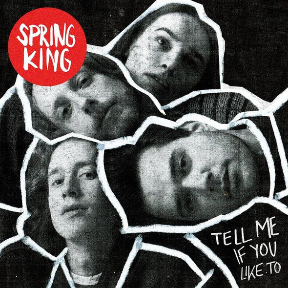Spring King - Tell Me If You Like To<br>Vinyl LP