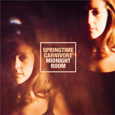Springtime Carnivore - Midnight Room<br>Vinyl LP - Monkey Boy Records