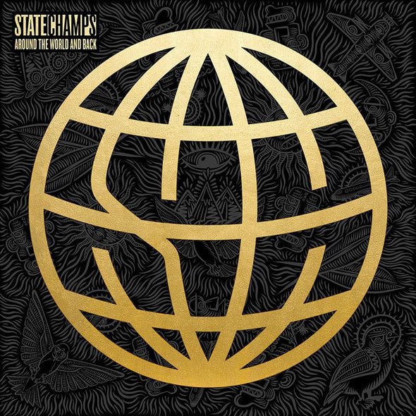 "State Champs – Around The World and Back<br>12"" Vinyl - Monkey Boy Records"