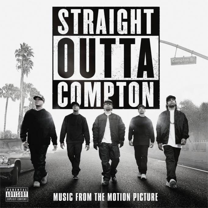Straight Outta Compton Original Soundtrack<br>Vinyl LP - Monkey Boy Records
