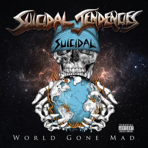 Suicidal Tendencies - World Gone Mad<br>Vinyl LP - Monkey Boy Records