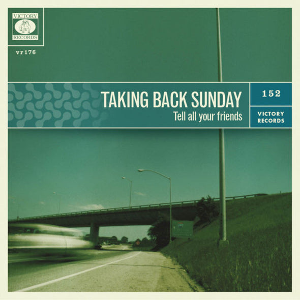 "Taking Back Sunday - Tell All Your Friends<br>12"" Vinyl"