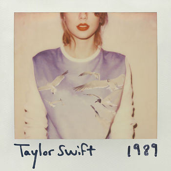 "Taylor Swift - 1989<br>12"" Vinyl - Elsewhere"