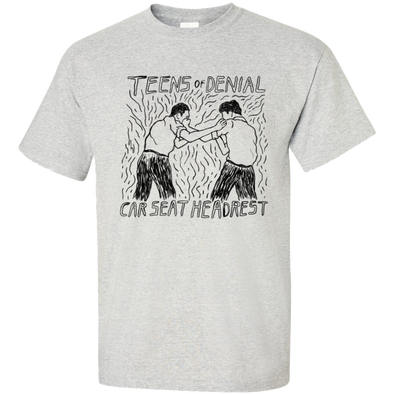 Teens Of Denial T-Shirt - Monkey Boy Records