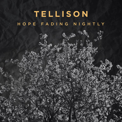 Tellison - Hope Fading Nightly<br>Vinyl LP - Monkey Boy Records