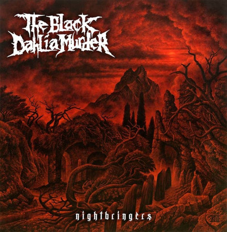 The Black Dahlia Murder - Nightbringers<br>Vinyl LP