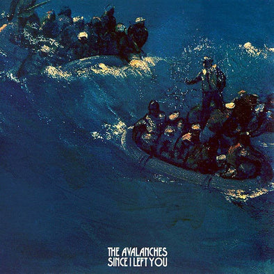The Avalanches - Since I Left You<br>Vinyl LP - Monkey Boy Records