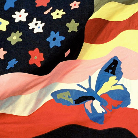 The Avalanches - Wildflower<br>Vinyl LP - Monkey Boy Records