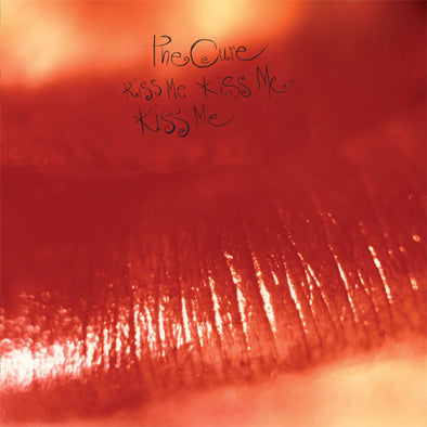The Cure - Kiss Me, Kiss Me, Kiss Me<br>Vinyl LP