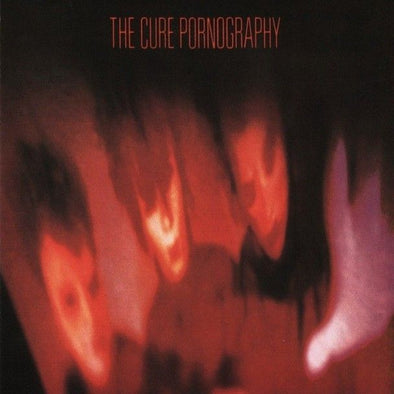 The Cure - Pornography<br>Vinyl LP