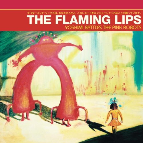 The Flaming Lips - Yoshimi Battles The Pink Robots<br>Vinyl LP