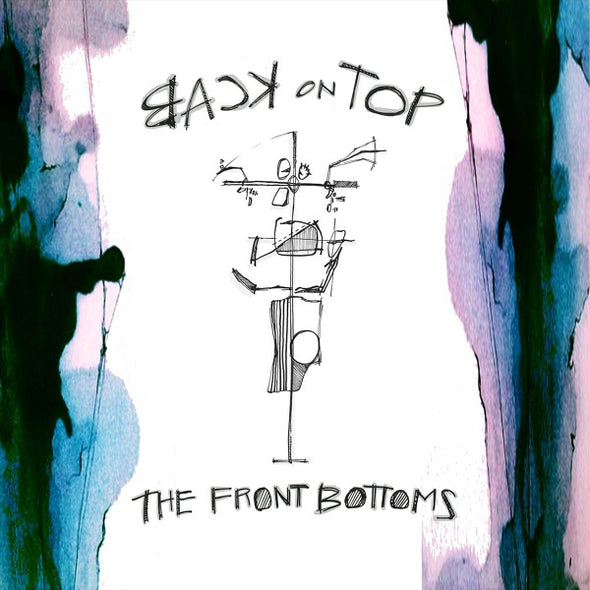 The Front Bottoms - Back On Top<br>Vinyl LP
