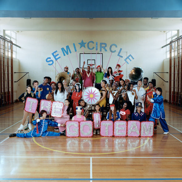 The Go! Team - Semicircle<br>Vinyl LP