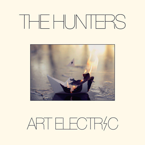 "The Hunters - Art Electric<br>12"" Vinyl"