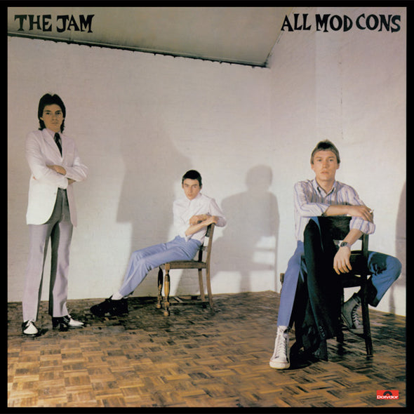 The Jam - All Mod Cons<br>Vinyl LP