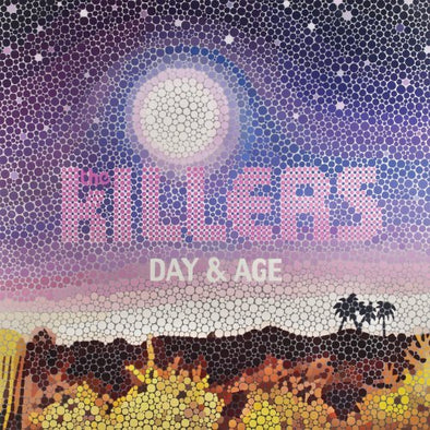 The Killers - Day and Age<br>Vinyl LP