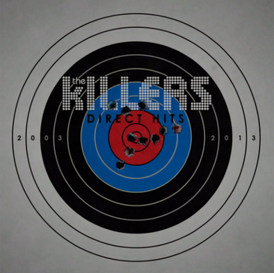 The Killers - Direct Hits<br>Vinyl LP