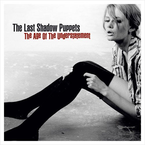 "The Last Shadow Puppets - The Age Of Understatement<br>12"" Vinyl"