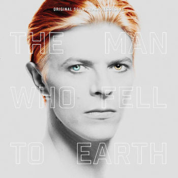 The Man Who Fell To Earth OST<br>Vinyl LP - Monkey Boy Records