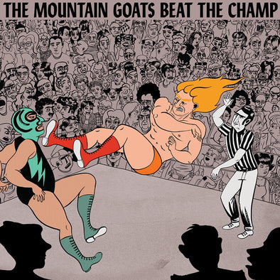"The Mountain Goats – Beat The Champ<br>12"" Vinyl"