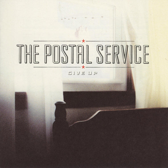 The Postal Service - Give Up<br>Deluxe Vinyl LP - Monkey Boy Records