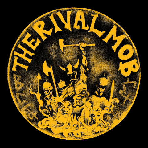 The Rival Mob - Mob Justice<br>Vinyl LP - Monkey Boy Records