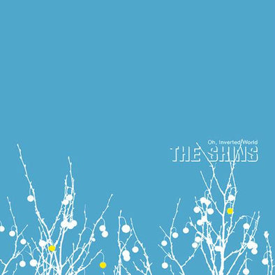 The Shins - Oh, Inverted World<br>Vinyl LP - Monkey Boy Records