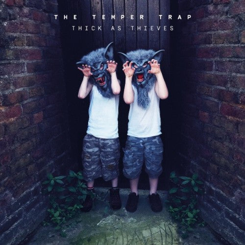 The Temper Trap - Thick As Thieves<br>Vinyl LP - Monkey Boy Records