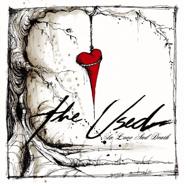 The Used - In Love and Death<br>Vinyl LP