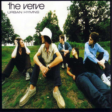 The Verve - Urban Hymns<br>Vinyl LP - Monkey Boy Records