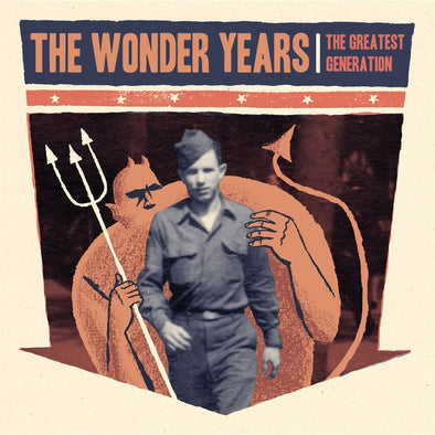 "The Wonder Years – The Greatest Generation<br>12"" Vinyl Vinyl LP - Elsewhere"